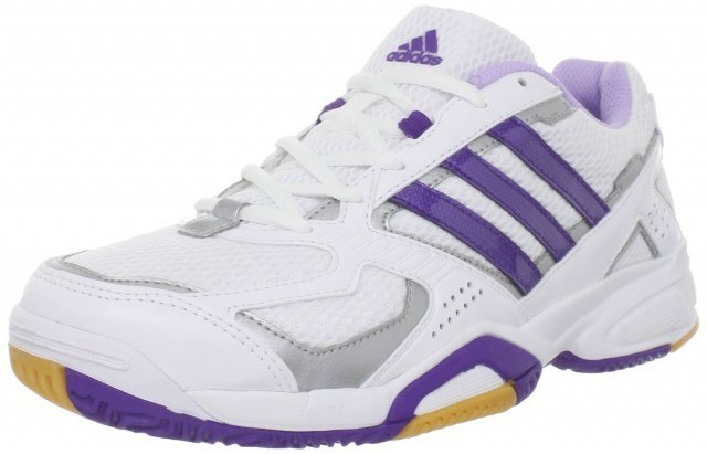 Adidas Opticourt Ligra - White Purple