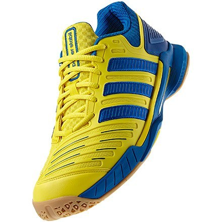 Adidas Adipower Stabil 10 Yellow Blue