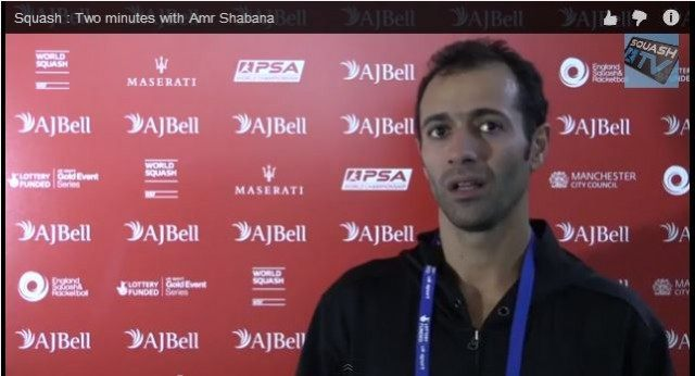 Amr Shabana – 2014 Swedish Open