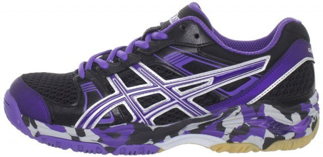 Asics Gel 1140V Women - Black Purple