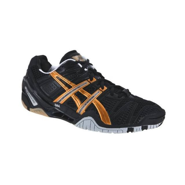 Asics Gel Blast 4 Black