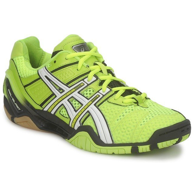 Asics Gel Blast 4 Neon Yellow