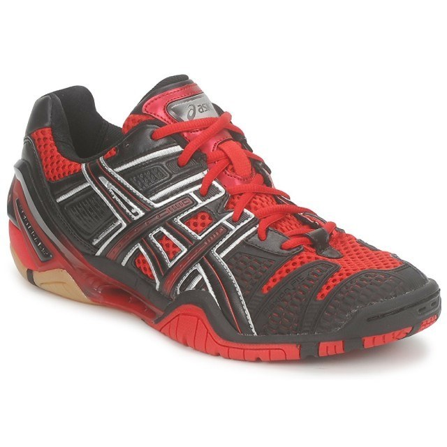Asics Gel Blast 4 Red