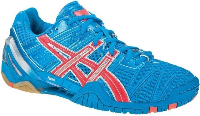 Asics Gel Blast 4 Women - Blue Orange