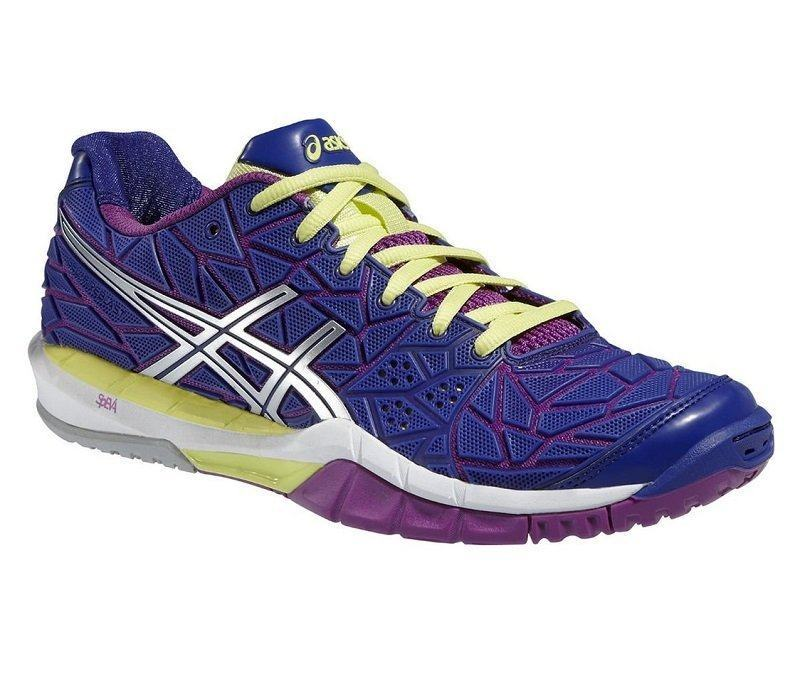 Asics Gel Fireblast Women - Purple