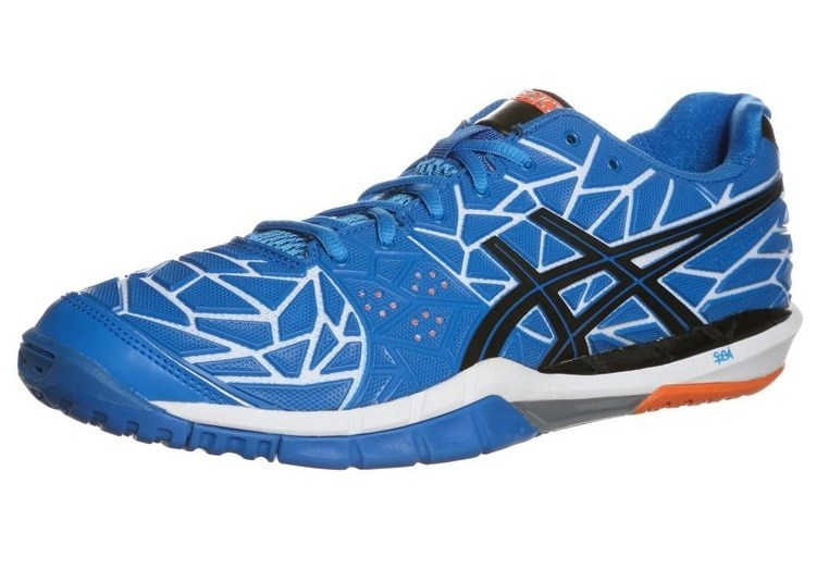 Asics Gel Fireblast Men Blue 2014