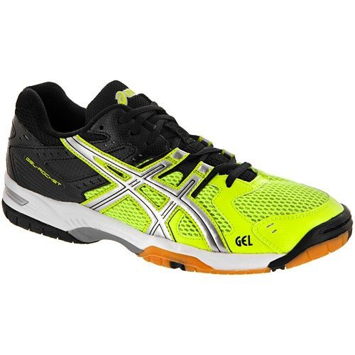 Asics Gel Rocket 6 - Black Yellow