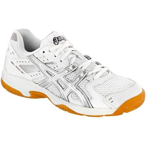 Asics Gel Rocket 6 Junior - White