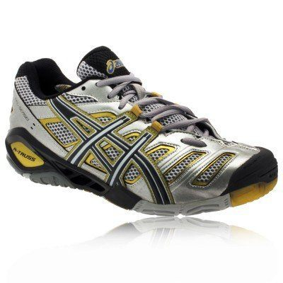 Asics Gel Sensei 4 Men - Black Silver Gold