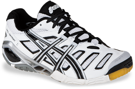 Asics Gel Sensei 4 Men - White Black