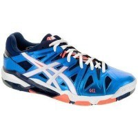 Asics Gel Sensei 5 Men - Blue White Orange