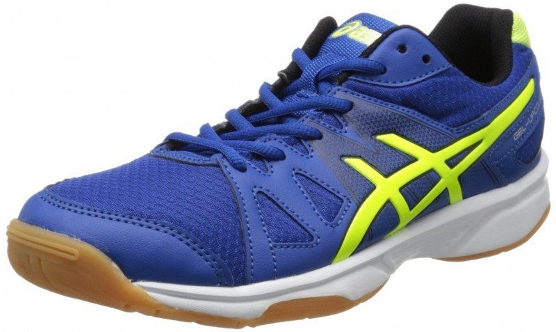 Asics Gel Upcourt Squash Shoes Blue