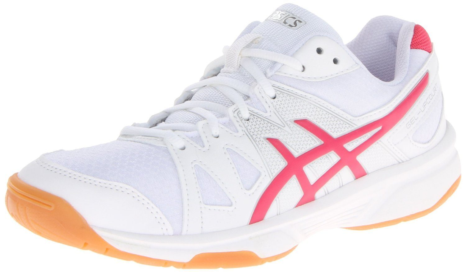 Asics Gel Upcourt Women - White Pink