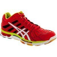 Asics Gel Volleycross Revolution MT Men [Red]