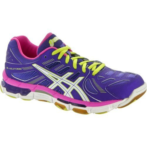 Asics Gel Volleycross Revolution Women [Purple]