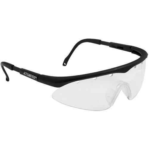Black Knight Turbo Goggles - Black
