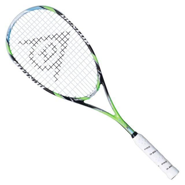 Dunlop Aerogel 4D Elite Squash Racket