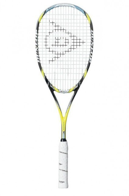 Dunlop Aerogel 4D Ultimate Squash Racket