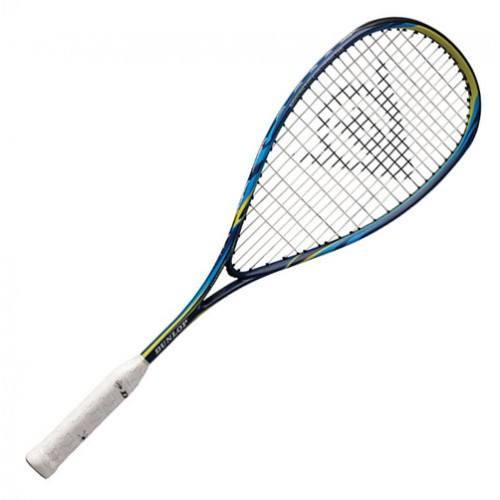 Post image for Dunlop Biomimetic Evolution 130 Squash Racket