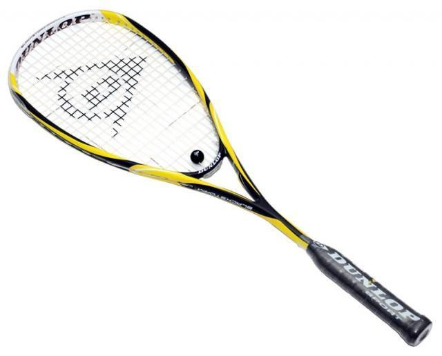 Post image for Dunlop Blackstorm Graphite Squash Racket