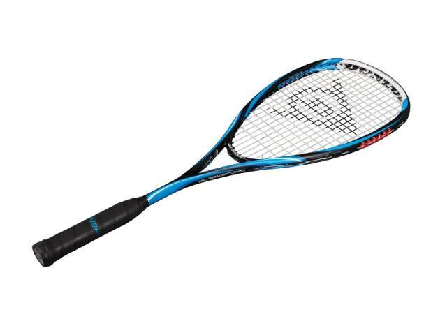 Dunlop Blackstorm Carbon Squash Racket