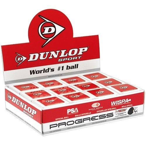 Dunlop Progress Ball [Box of 12]