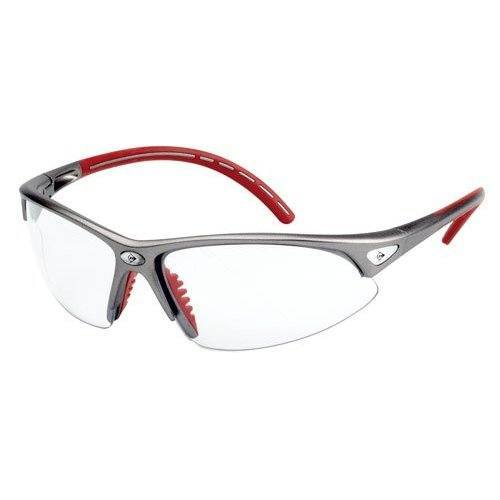 Dunlop I-Armor Goggles - Silver and Red