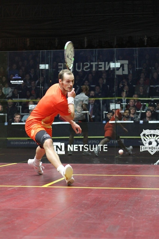 Post image for Gaultier Wins 2012 Netsuite Open