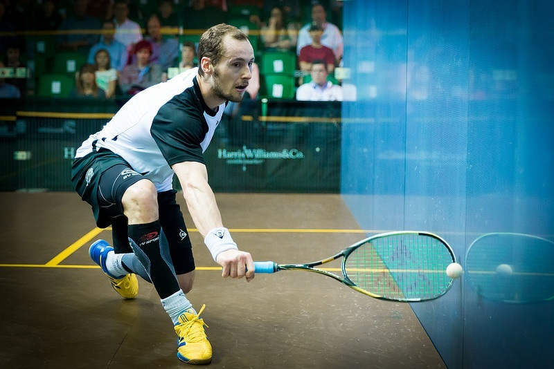 Greg Gaultier Racket 2014