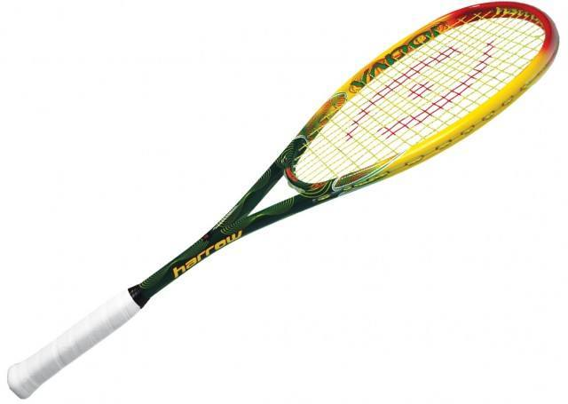 Harrow Dread Vapor Squash Racket