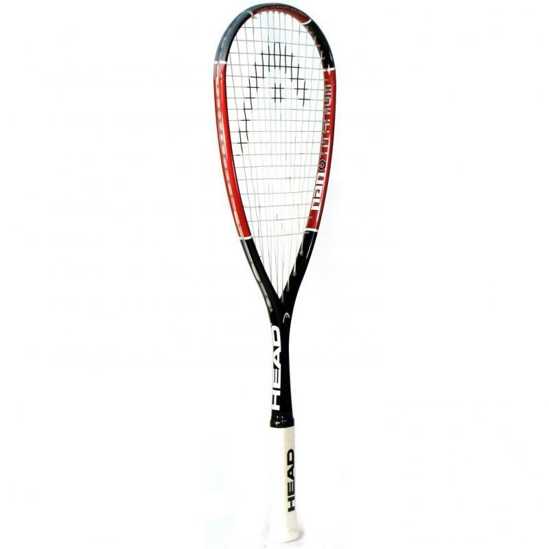 Head Nano Ti 110 Squash Racket