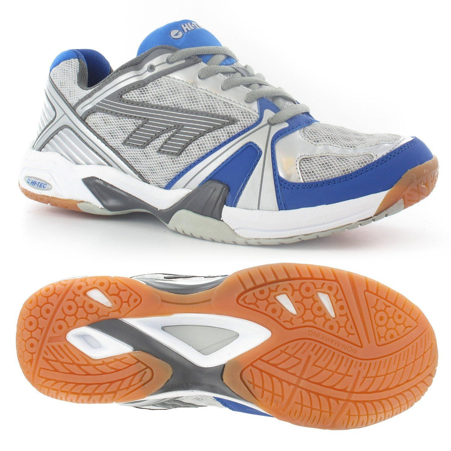 Hi Tec Indoor Lite Men - Gray Blue
