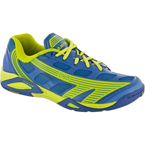 Hi-Tec V-Lite Infinity Flare - Blue and Lime