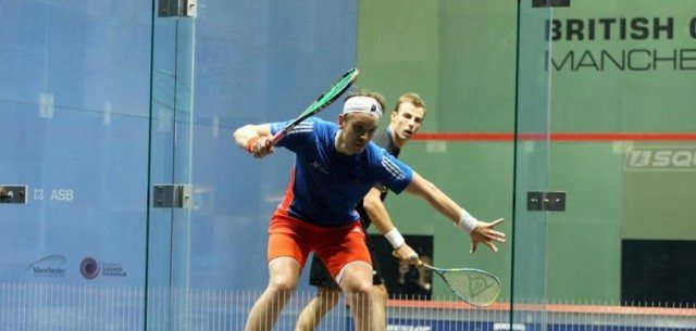 Post image for British Grand Prix Squash 2012