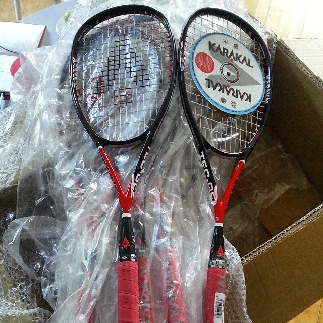 Spotted: Karakal Tec Gel 120 for 2014 post image