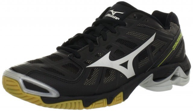 Mizuno Wave Lightning RX2 Men - Black White