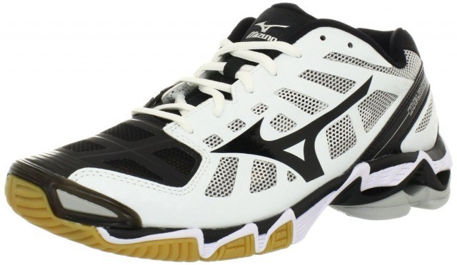 Mizuno Wave Lightning RX2 Men - White Black