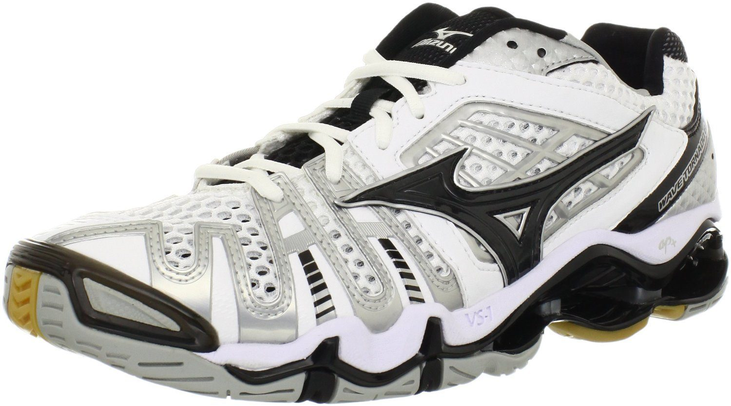 Mizuno Wave Tornado 8 Men White