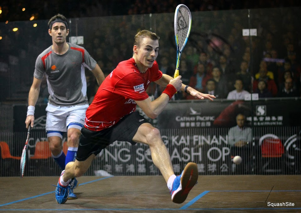 2013 HK Open – Nick Matthew