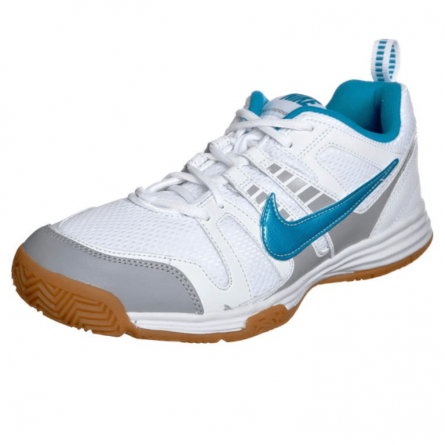 Nike Multicourt 10 Men White and Blue