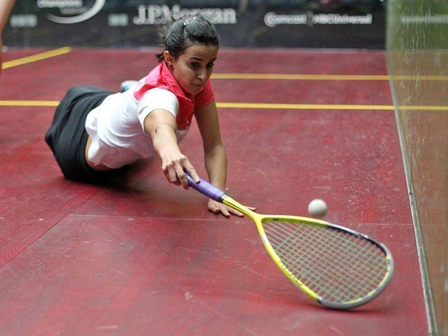 Nour El Tayeb Racket