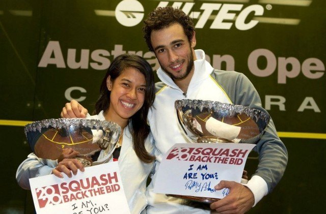 Post image for Australian Open Squash 2012