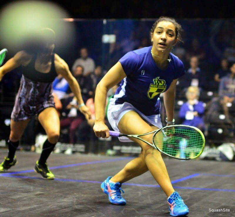 Raneem El Weleily Equipment [2014 British Open] post image