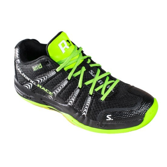 Salming Race R1 Mid Squash Shoes