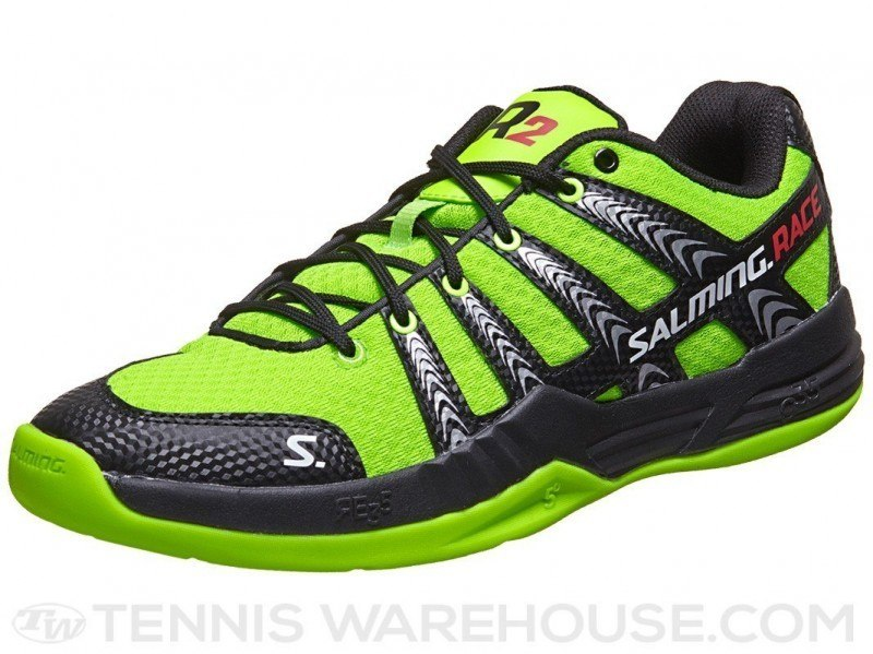 Salming Race R2 - Black Green