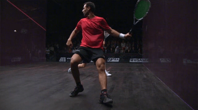Post image for Amr Shabana Videos from the 2013 Squash World Series