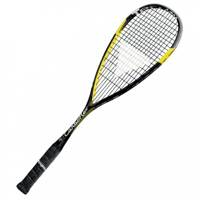 Post image for Tecnifibre Carboflex 125 Squash Racket