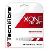 Tecnifibre X-One Biphase Red Squash String