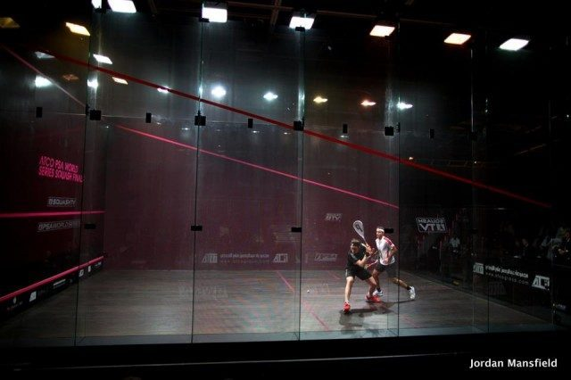 Post image for Squash World Series Finals 2013