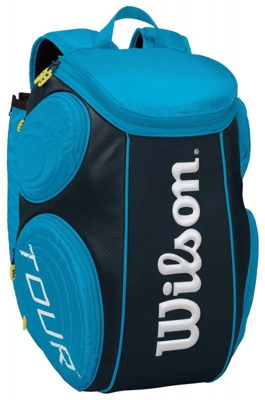 Wilson Tour Large Backpack Blue post image
